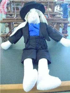 Amish Doll Clothes For Boy and Girl Doll