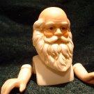 Porcelain Santa Doll Kit - Bald Head - Head and Hands