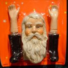 Porcelain Santa Long Beard Full Kit -  Head, Hands and Boots