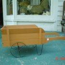 Porch Christmas Cart