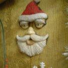 Santa Tree Face