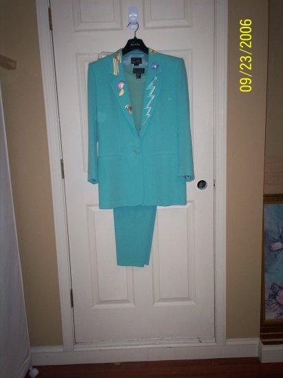 Aqua Suit