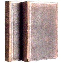 William Makepeace Thackeray Book The Newcomes 2 Vol First Editions 1854 & 1855