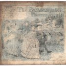 Randolph Caldecott Book The Panjandrum Picture Book circa 1885
