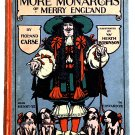 William Heath Robinson Book More Monarchs of Merry England circa 1908