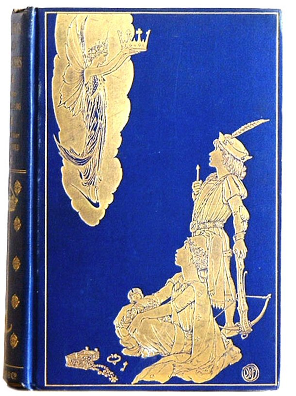 Andrew Lang Book Princes and Princesses First Edition 1908