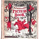 Randolph Caldecott's Picture Book Volume 1 circa 1910