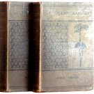 Mark Twain A Tramp Abroad 2 Volume Second Edition Books 1880