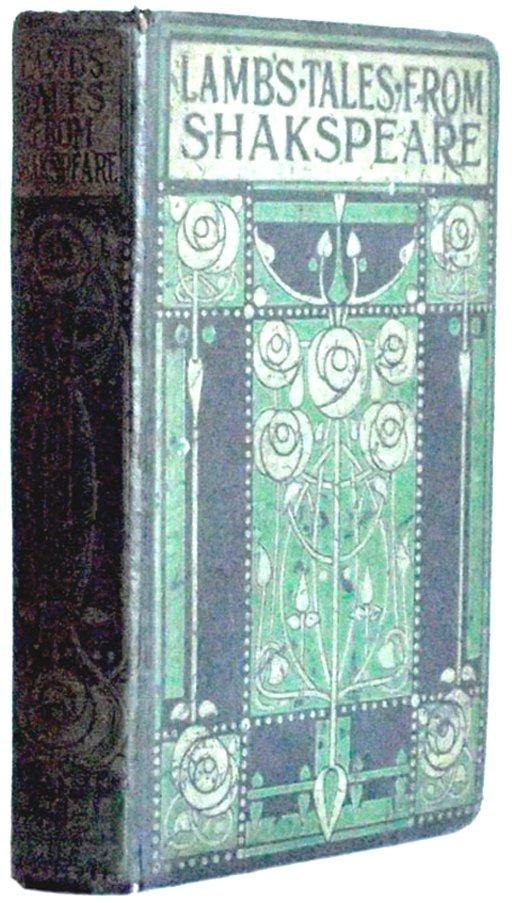 Charles Lamb Book Lamb�s Tales From Shakespeare circa 1914