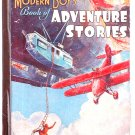 Biggles on the Spot in The Modern Boys Book of Adventure Stories 1936