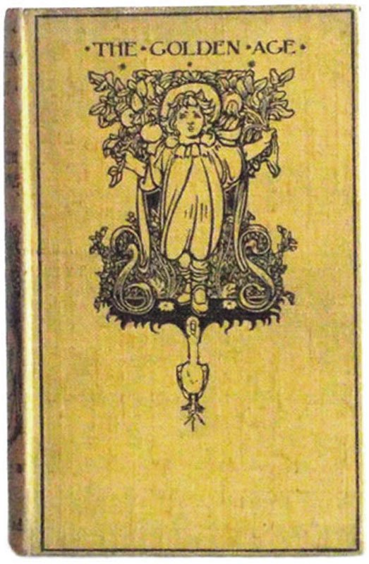 Kenneth Grahame The Golden Age Seventeenth U.S. Edition 1904