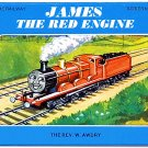 Rev W. Awdry Thomas the Tank Book James the Red Engine
