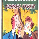 P.G. Wodehouse Book Spring Fever First Edition Book 1948