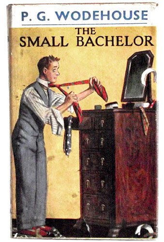 P.G. Wodehouse The Small Bachelor First Edition Eleventh Printing 1941