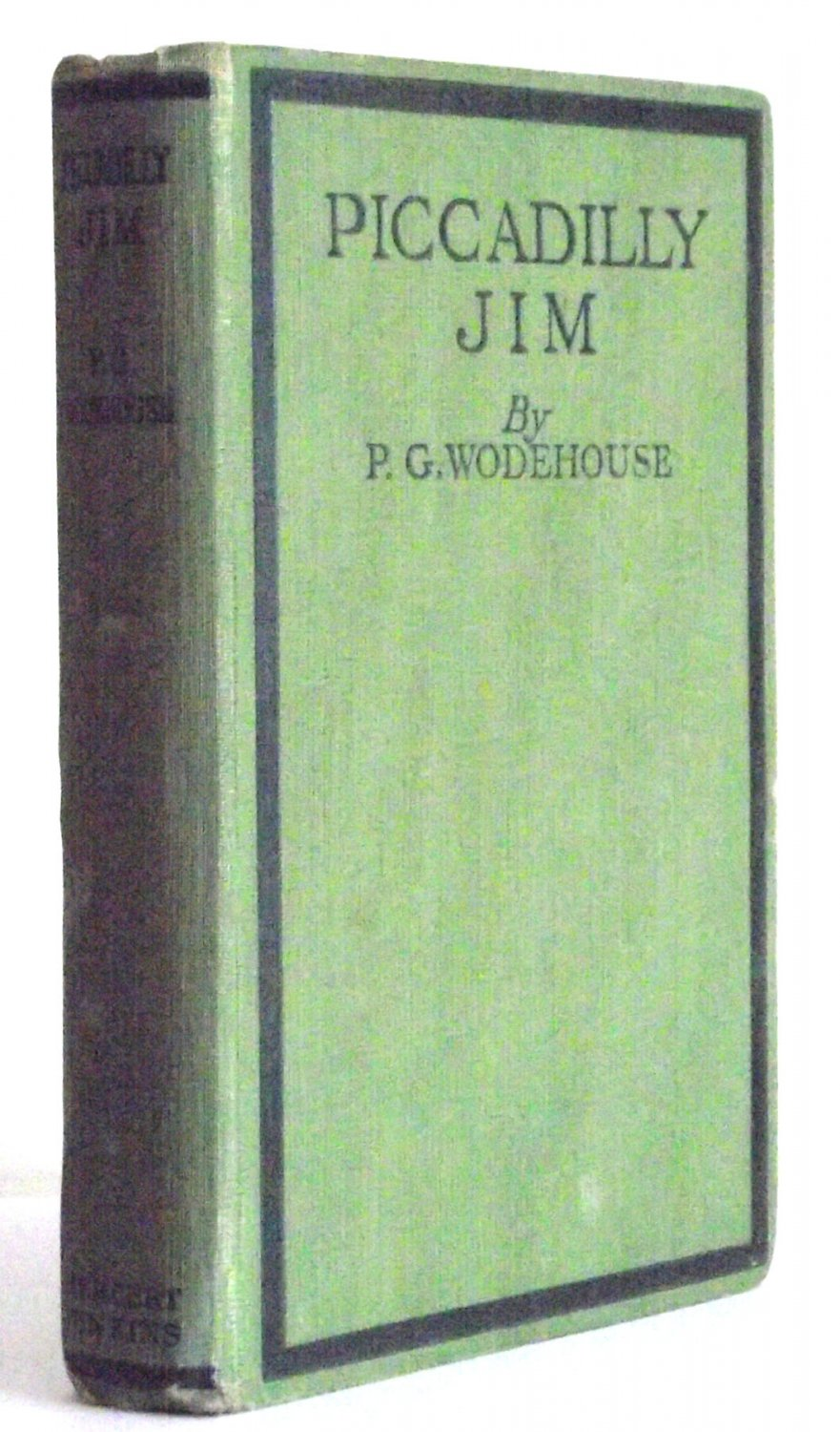 P.G. Wodehouse Piccadilly Jim Popular Edition Published March 1920