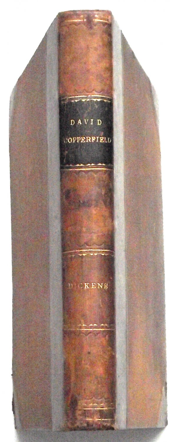 Charles Dickens The Personal History of David Copperfield Illustrated by J. Barnard circa 1870