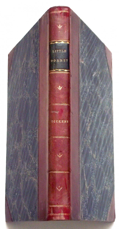 Charles Dickens Little Dorrit Illustrated by J. Mahoney 1891