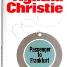 Agatha Christie Passenger To Frankfurt 1970