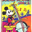 Walt Disney Mickey Mouse Annual 1934