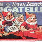 Walt Disney Snow White and the Seven Dwarfs Chad Valley Bagatelle Game 1937