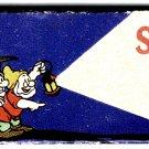 Walt Disney Snow White and the Seven Dwarfs Ensign Slides circa 1930's