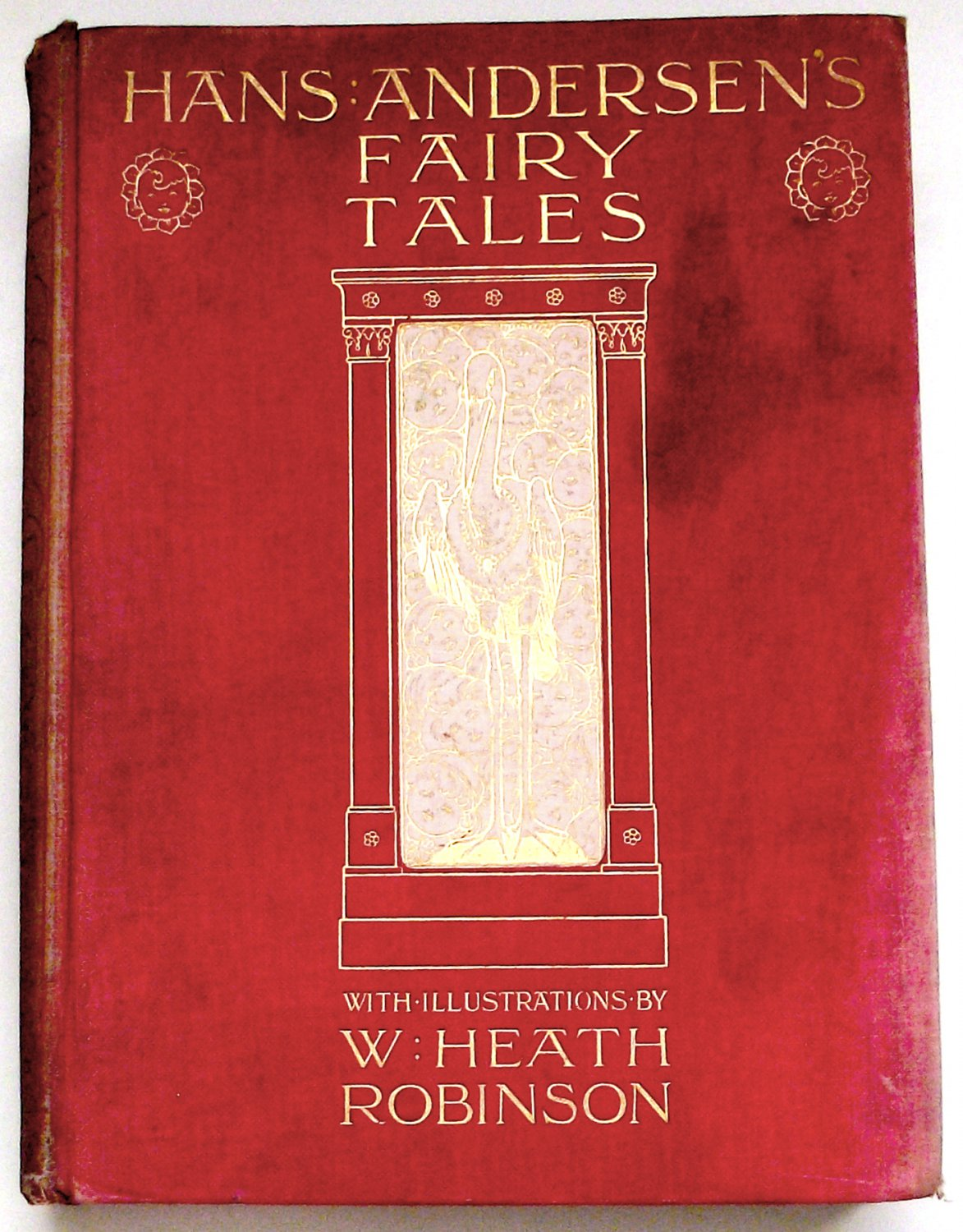 Hans Andersen�s Fairy Tales Illustrated by William Heath Robinson circa 1927