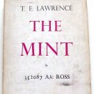 T.E. Lawrence The Mint In Original Slip Case Numbered Limited Edition 1955