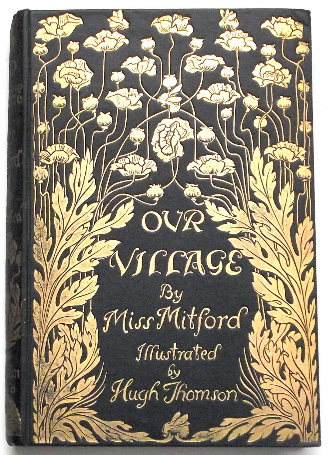 Mary Russell Mitford Our Village First Edition 1893