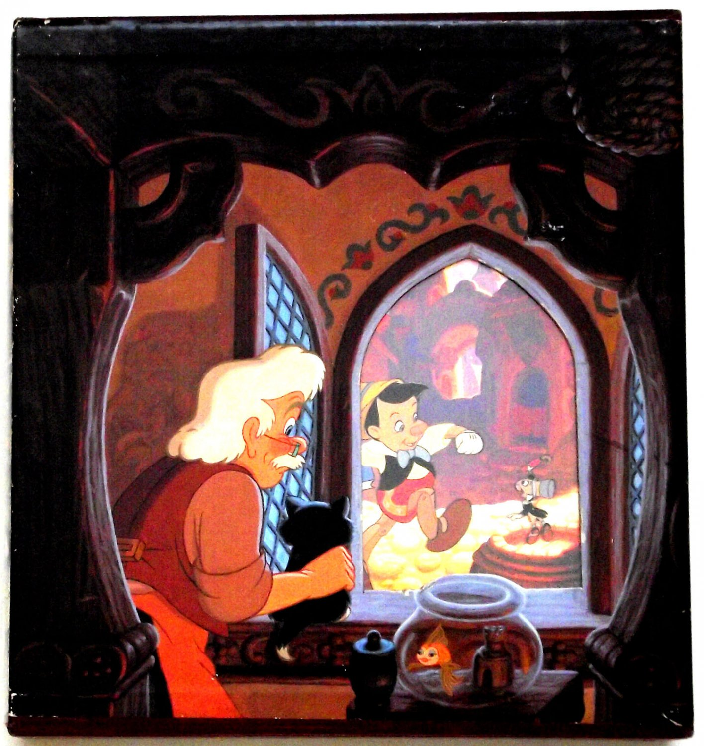 Frank Thomas and Ollie Johnston Disney Animation The Illusion of Life Signed Limited Edition 1981