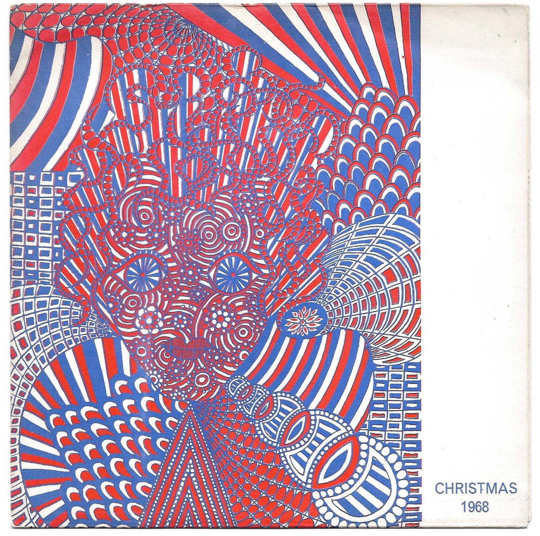 The Beatles Fan Club Sixth Flexi Disc �Happy Christmas� with Original Sleeve 1968
