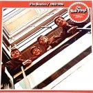 The Beatles Red Album 1962 – 1966 Double Album Red Vinyl Parlophone PCSPR 717 1973
