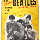 The Fabulous Beatles Souvenir Song Album Numbers 1 and 2 1963 – 1964