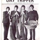 The Beatles Day Tripper Sheet Music 1965