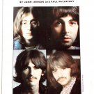 The Beatles Goodnight Sheet Music 1968