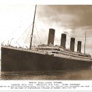 Titanic White Star Liner Rotary Photographic Series Postcard circa 1912