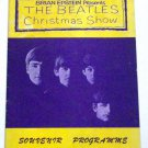 Brian Epstein Presents The Beatles Christmas Show 1963 Concert Programme