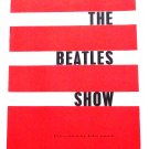 The Beatles Show Odeon Romford 16 June and Odeon Guilford 21 June 1963 Concert Programme