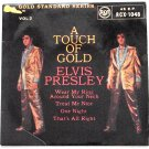 Elvis Presley A Touch of Gold Volume 2 EP Record RCX-1048 1960