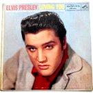 Elvis Presley Loving You Canadian Film Soundtrack LP 1957