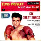 Elvis Presley Kid Galahad Film Soundtrack EP 1963