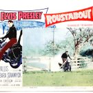 Elvis Presley Roustabout U.S. Lobby Cards 1964