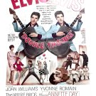 Elvis Presley Double Trouble U.S. One-Sheet Film Poster 1967