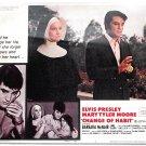 Elvis Presley Change of Habit Set of 8 Lobby Cards 1969
