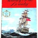 Mutiny on the Bounty Starring Marlon Brando Film Programme 1962