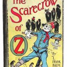 L. Frank Baum The Scarecrow of Oz First Edition Early Issue circa 1923