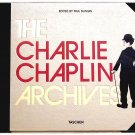 The Charlie Chaplin Archives Edited by Paul Johnson Numbered Limited Edition 2015