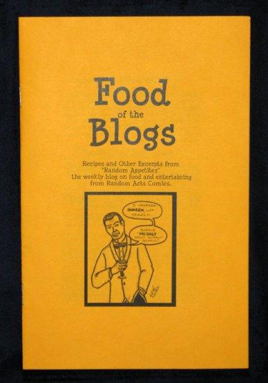 Food of the Blogs mini