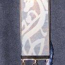Horse Pendant (Gold/Blue)