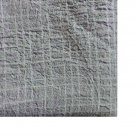 "Gray with Plaid Pattern Cotton Gauze Fabric 45"" wide x 3 Yards"