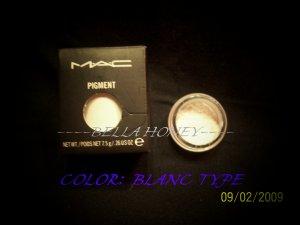 MAC PIGMENT SAMPLE *BLANC TYPE*